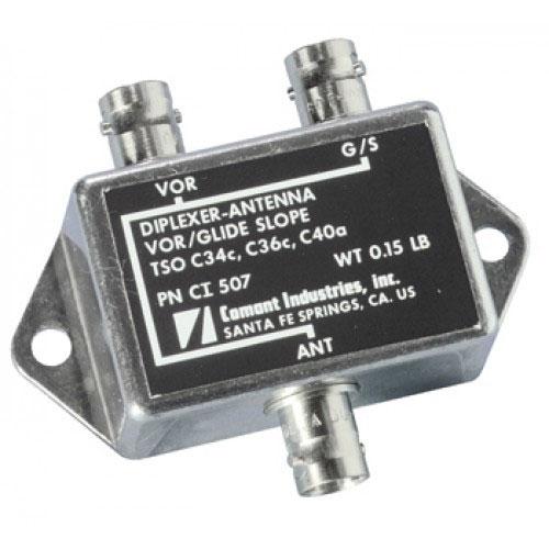 Comant CI 507 VOR/GS Diplexer